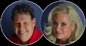 Neil Koch and Jodi Olszewski-Roberts, Salon Owners