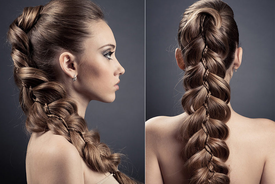 Long Braid Hair Extensions