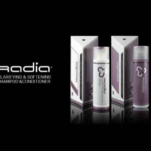 DS Labs Radia Shampoo and Conditioner