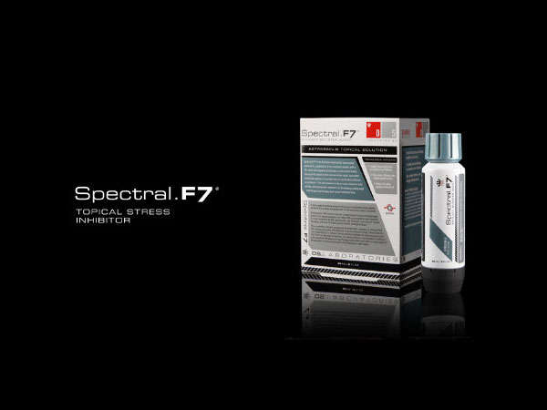 Spectral F7 Hair Regrowth