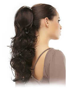 Partial Hair Extension for Women