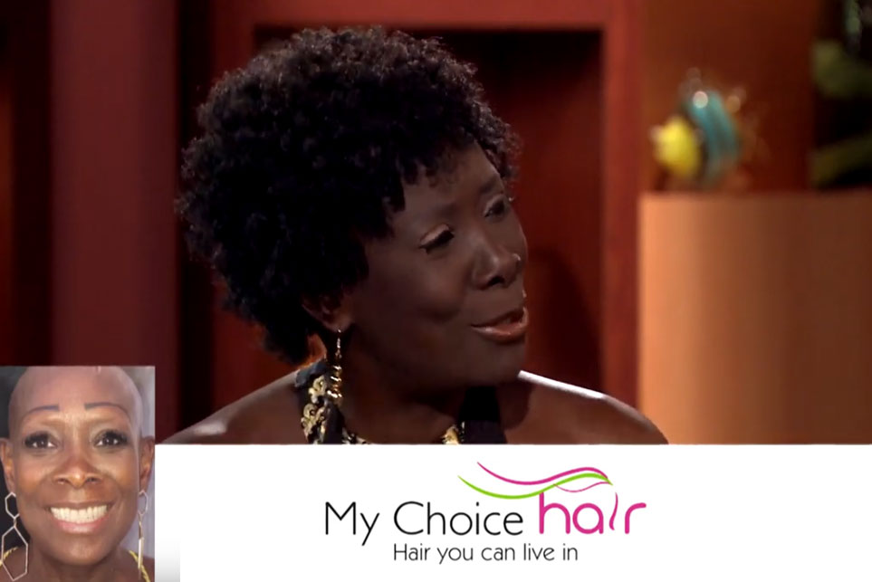 My Choice Hair Hair Replacement for Women Chemo